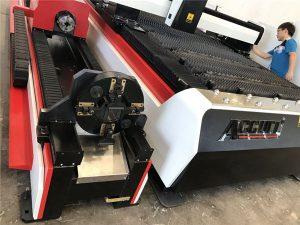 macchina da taglio laser in fibra di metallo stabile, macchina da taglio laser in metallo cnc