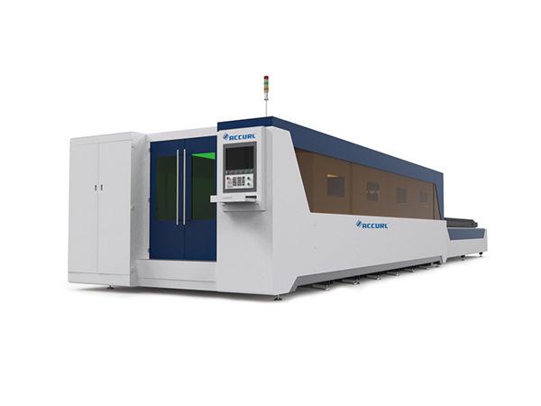tagliatrice del tubo del laser della fibra per acciaio dolce / acciaio inossidabile