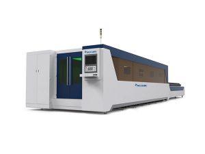 macchina da taglio laser a fibra 500-6000 W con elevata accelerazione fino a 2,5 g