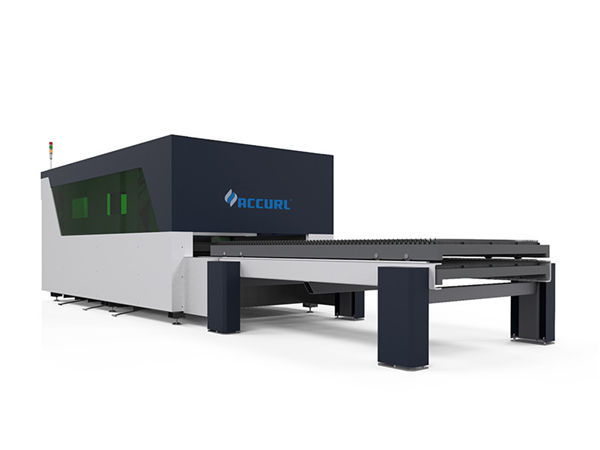 taglierina laser in fibra di metallo intelligente trasmissione regolare buona rigidità