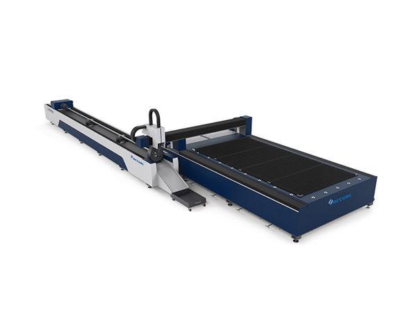 tagliatrice del laser dei tubi del metallo 3d / tagliatrice automatica del tubo
