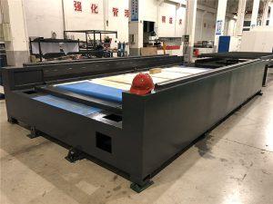 taglierina laser professionale in fibra di metallo per tubi e tubi