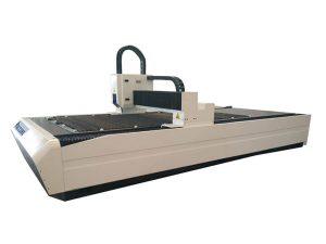 tagliatrice del raggio laser della struttura saldata alta potenza dell'uscita con il sistema di rimozione della polvere