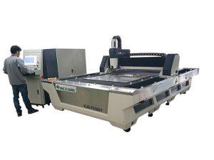macchina da taglio laser a fibra cnc completamente chiusa laser 1000w 1080nm