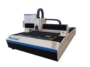 Macchina da taglio laser a fibra 2000w utilizzata in lamiera di acciaio dolce / piastra di ferro