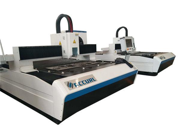 tagliatrice laser industriale per lamiera sistema di protezione custodia 500w