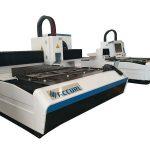 macchina da taglio laser a fibra originale per metallo / acciaio legato / rame