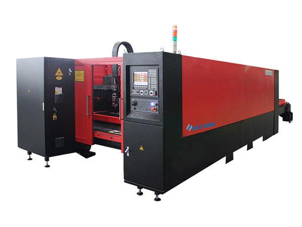 taglierina laser per tubi laser in fibra di precisione cnc / ip54