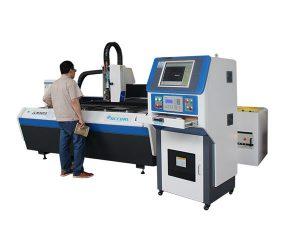 tagliatrice del metallo del laser della fibra di raffreddamento ad acqua, tagliatrice del laser per i mestieri