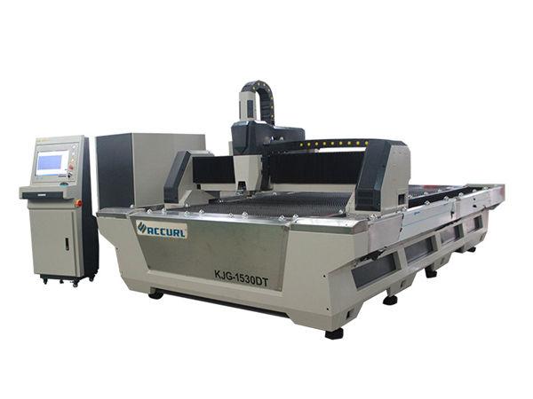 macchina da taglio laser industriale ad alta precisione 1000w per il taglio di acciaio al carbonio