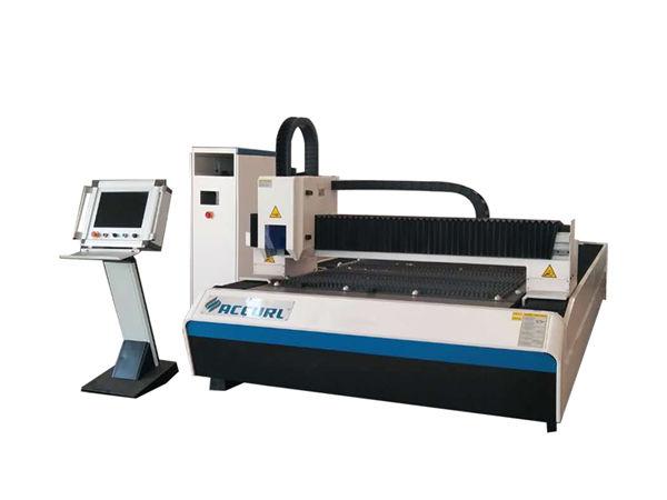 Tagliatrice laser in lamiera 25m / min salvaspazio con sistema di tracciamento della luce