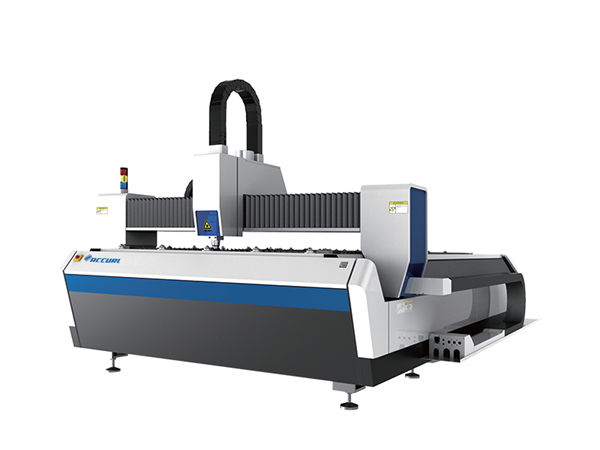 taglierina laser in metallo a doppio uso cnc, macchina automatica cnc laser a fibra