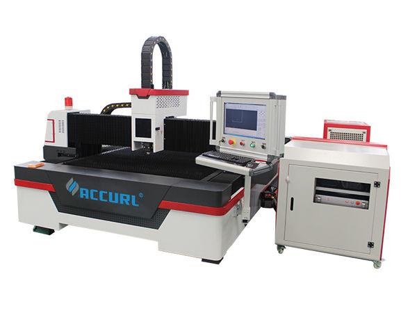 Macchina per taglio laser a fibra 1500w per lega di alluminio