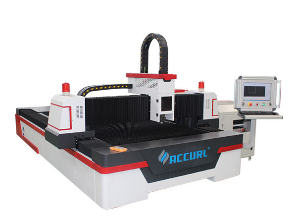 Incisore laser industriale 1000w, macchina da taglio laser industriale completamente chiusa a controllo numerico