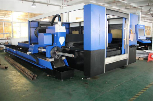 lunghezza d'onda del laser della macchina di taglio laser della fibra 3d di cypcut 1070nm