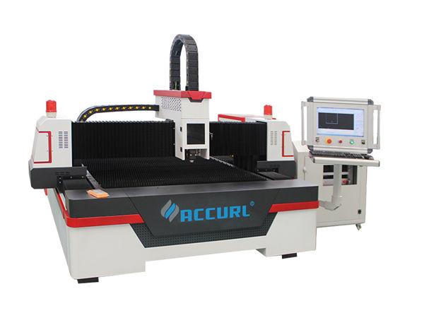macchina da taglio laser a fibra ad alta velocità di precisione 500 watt di risparmio energetico