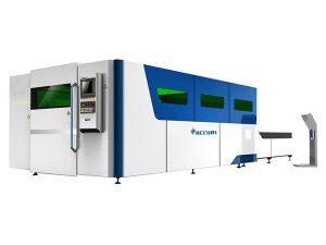 Tavolo di scambio per macchine da taglio laser completamente chiuso di alta precisione