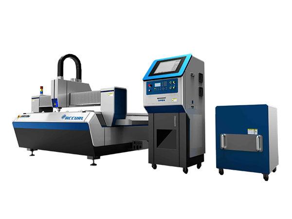tagliatrice del tubo del laser della fibra dell'azionamento doppio alta velocità di taglio per l'elaborazione di industria