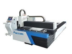 taglierina della lamiera sottile del laser della tagliatrice del laser della fibra di CNC del ipg / raycus