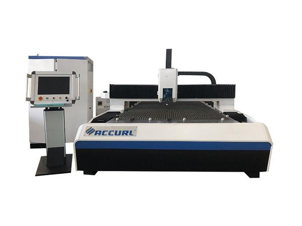 macchina per taglio laser a fibra metallica a tubo tondo con sistema di raffreddamento ad acqua