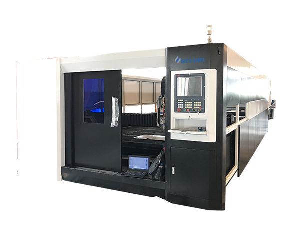macchina da taglio laser in fibra di acciaio per lamiera di acciaio inossidabile