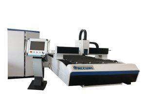 macchina da taglio laser a fibra per tubi e lamiera